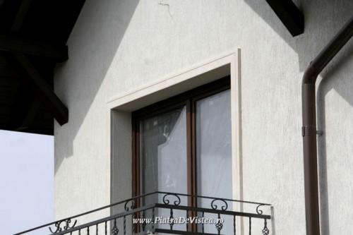 Lucrari de referinta Ancadramente geamuri din piatra naturala de Vistea LEVENTE COMPANIE - Poza 2