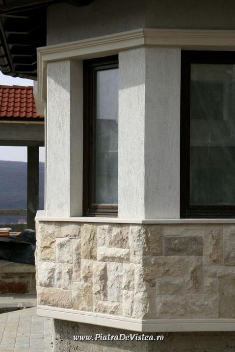 Ancadramente geamuri din piatra naturala de Vistea LEVENTE COMPANIE - Poza 3