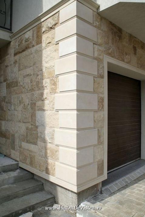 Ancadramente geamuri din piatra naturala de Vistea LEVENTE COMPANIE - Poza 4