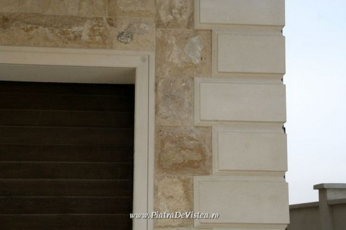 Lucrari, proiecte Ancadramente geamuri din piatra naturala de Vistea LEVENTE COMPANIE - Poza 6