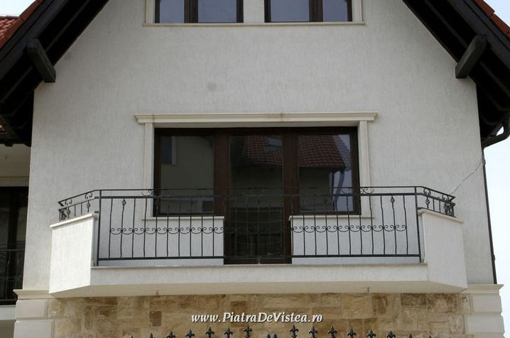 Ancadramente geamuri din piatra naturala de Vistea LEVENTE COMPANIE - Poza 7