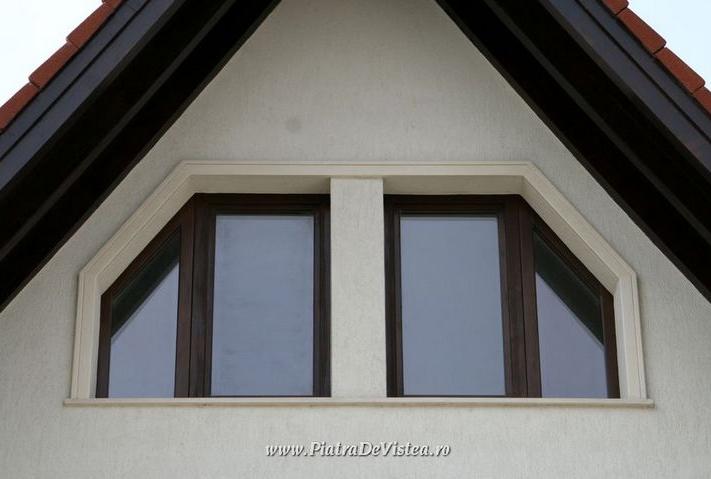 Ancadramente geamuri din piatra naturala de Vistea LEVENTE COMPANIE - Poza 8