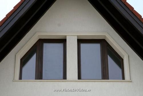 Lucrari de referinta Ancadramente geamuri din piatra naturala de Vistea LEVENTE COMPANIE - Poza 8