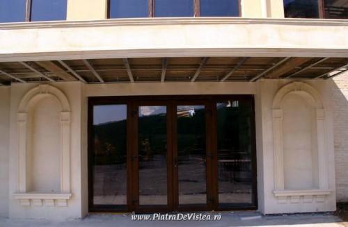 Lucrari de referinta Ancadramente geamuri din piatra naturala de Vistea LEVENTE COMPANIE - Poza 12