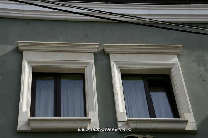 Ancadramente geamuri din piatra naturala de Vistea LEVENTE COMPANIE - Poza 13