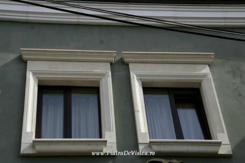 Lucrari de referinta Ancadramente geamuri din piatra naturala de Vistea LEVENTE COMPANIE - Poza 13