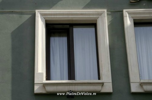 Lucrari, proiecte Ancadramente geamuri din piatra naturala de Vistea LEVENTE COMPANIE - Poza 14