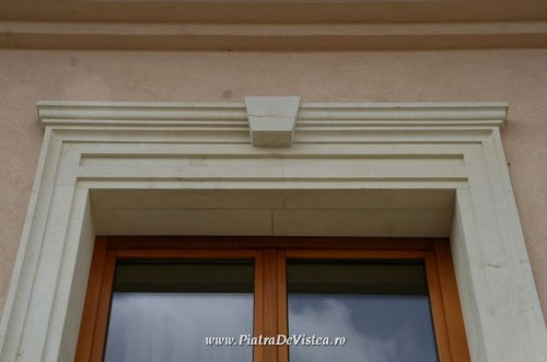 Lucrari, proiecte Ancadramente geamuri din piatra naturala de Vistea LEVENTE COMPANIE - Poza 18