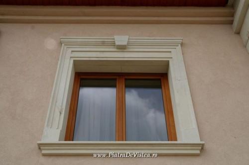 Lucrari de referinta Ancadramente geamuri din piatra naturala de Vistea LEVENTE COMPANIE - Poza 19