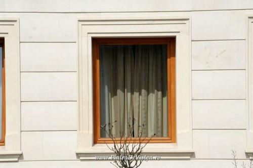 Lucrari, proiecte Ancadramente geamuri din piatra naturala de Vistea LEVENTE COMPANIE - Poza 20