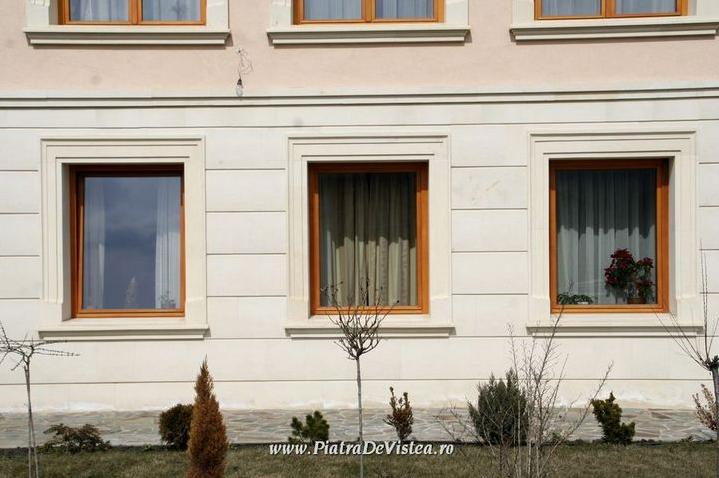 Ancadramente geamuri din piatra naturala de Vistea LEVENTE COMPANIE - Poza 21
