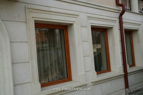 Lucrari, proiecte Ancadramente geamuri din piatra naturala de Vistea LEVENTE COMPANIE - Poza 22