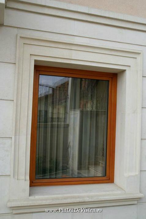 Ancadramente geamuri din piatra naturala de Vistea LEVENTE COMPANIE - Poza 23