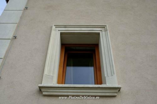 Lucrari de referinta Ancadramente geamuri din piatra naturala de Vistea LEVENTE COMPANIE - Poza 26