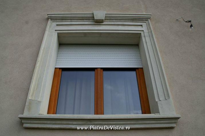 Ancadramente geamuri din piatra naturala de Vistea LEVENTE COMPANIE - Poza 27