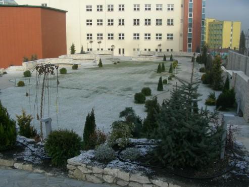 Lucrari, proiecte Amenajari gradini cu piatra naturala de Vistea LEVENTE COMPANIE - Poza 12