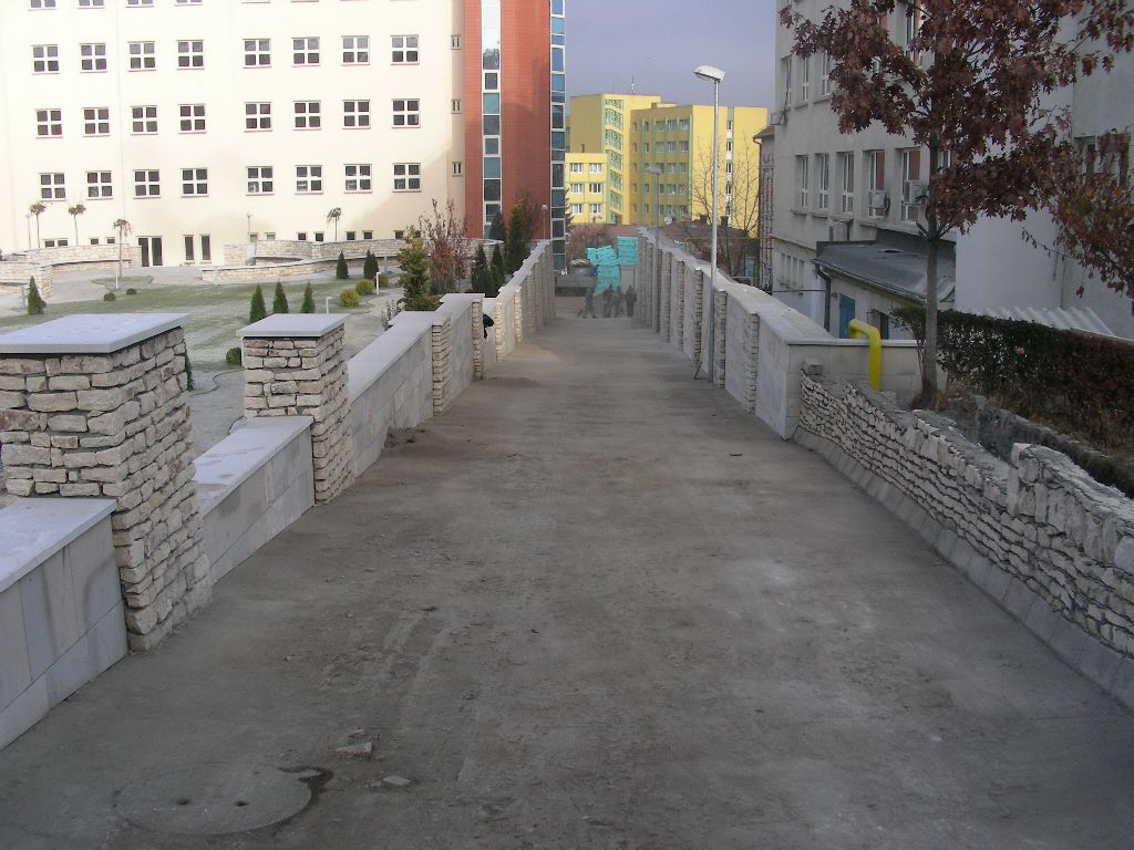 Amenajari gradini din piatra naturala de Vistea LEVENTE COMPANIE - Poza 13