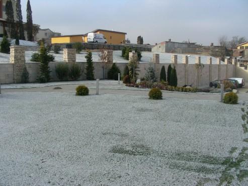 Lucrari, proiecte Amenajari gradini cu piatra naturala de Vistea LEVENTE COMPANIE - Poza 17