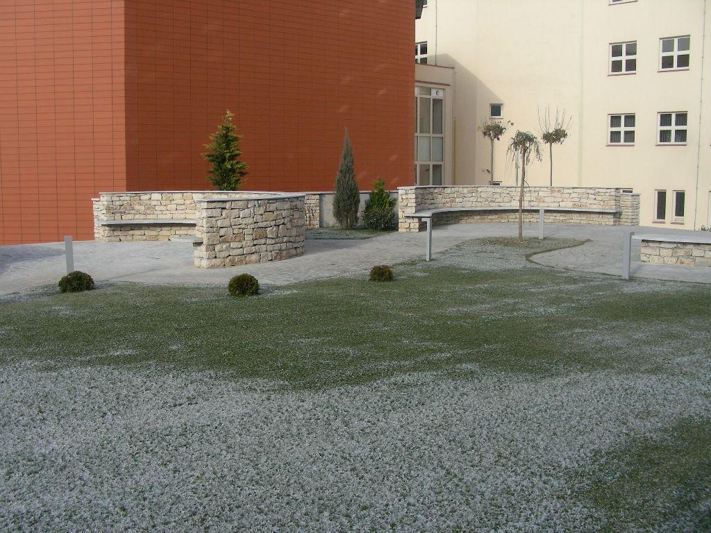 Amenajari gradini cu piatra naturala de Vistea LEVENTE COMPANIE - Poza 18