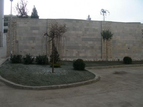 Lucrari, proiecte Amenajari gradini cu piatra naturala de Vistea LEVENTE COMPANIE - Poza 24