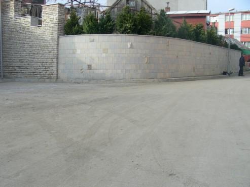 Lucrari de referinta Amenajari gradini din piatra naturala de Vistea LEVENTE COMPANIE - Poza 29