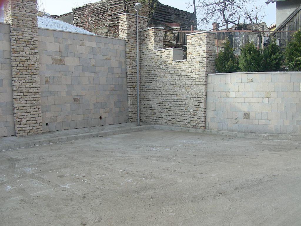 Amenajari gradini din piatra naturala de Vistea LEVENTE COMPANIE - Poza 30