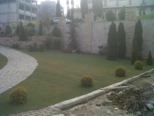 Lucrari, proiecte Amenajari gradini cu piatra naturala de Vistea LEVENTE COMPANIE - Poza 35