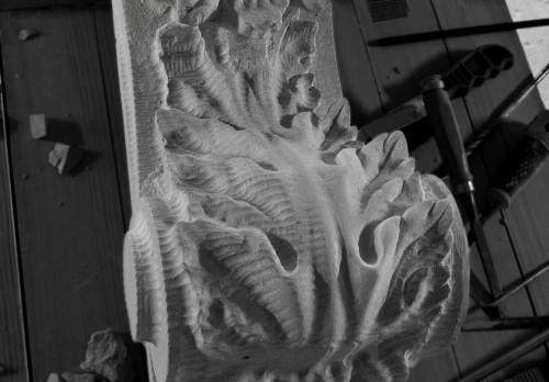 Lucrari de referinta Sculptura in piatra LEVENTE COMPANIE - Poza 3