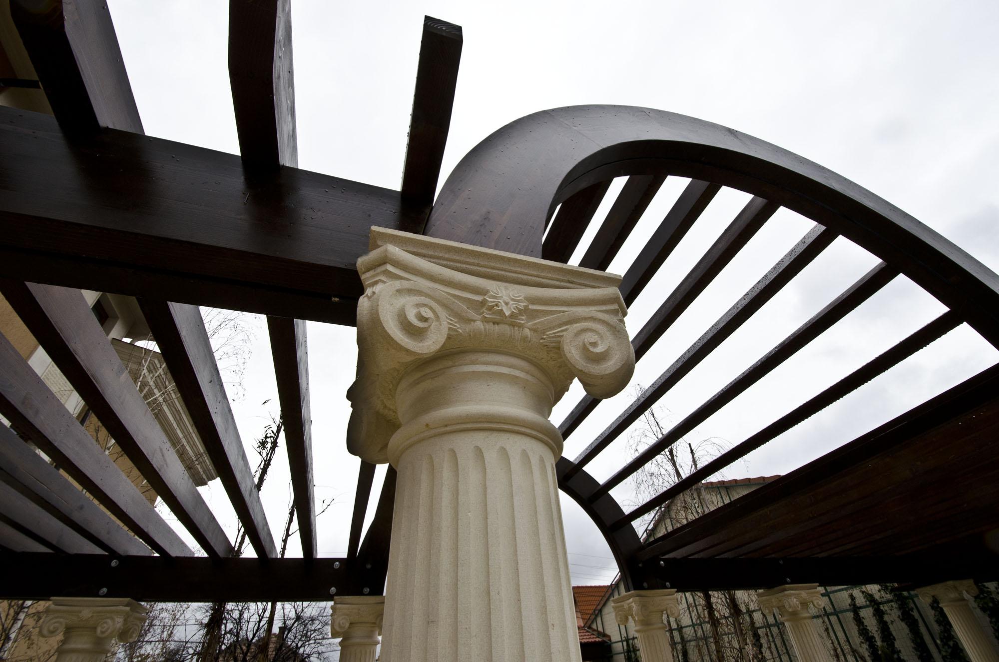 Elemente arhitecturale LEVENTE COMPANIE - Poza 12