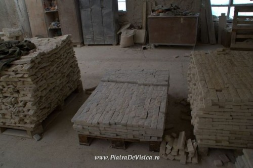 Prezentare produs Piatra naturala de Vistea LEVENTE COMPANIE - Poza 5