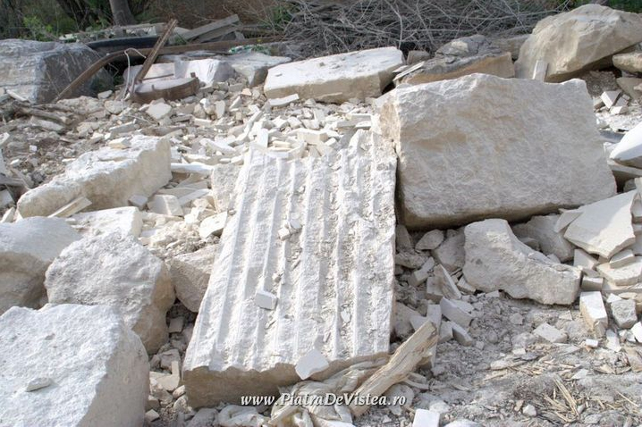 Piatra naturala de Vistea LEVENTE COMPANIE - Poza 10