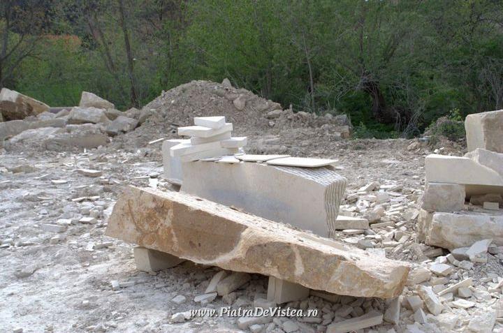 Piatra naturala de Vistea LEVENTE COMPANIE - Poza 11