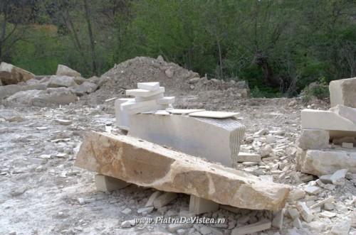 Prezentare produs Piatra naturala de Vistea LEVENTE COMPANIE - Poza 11