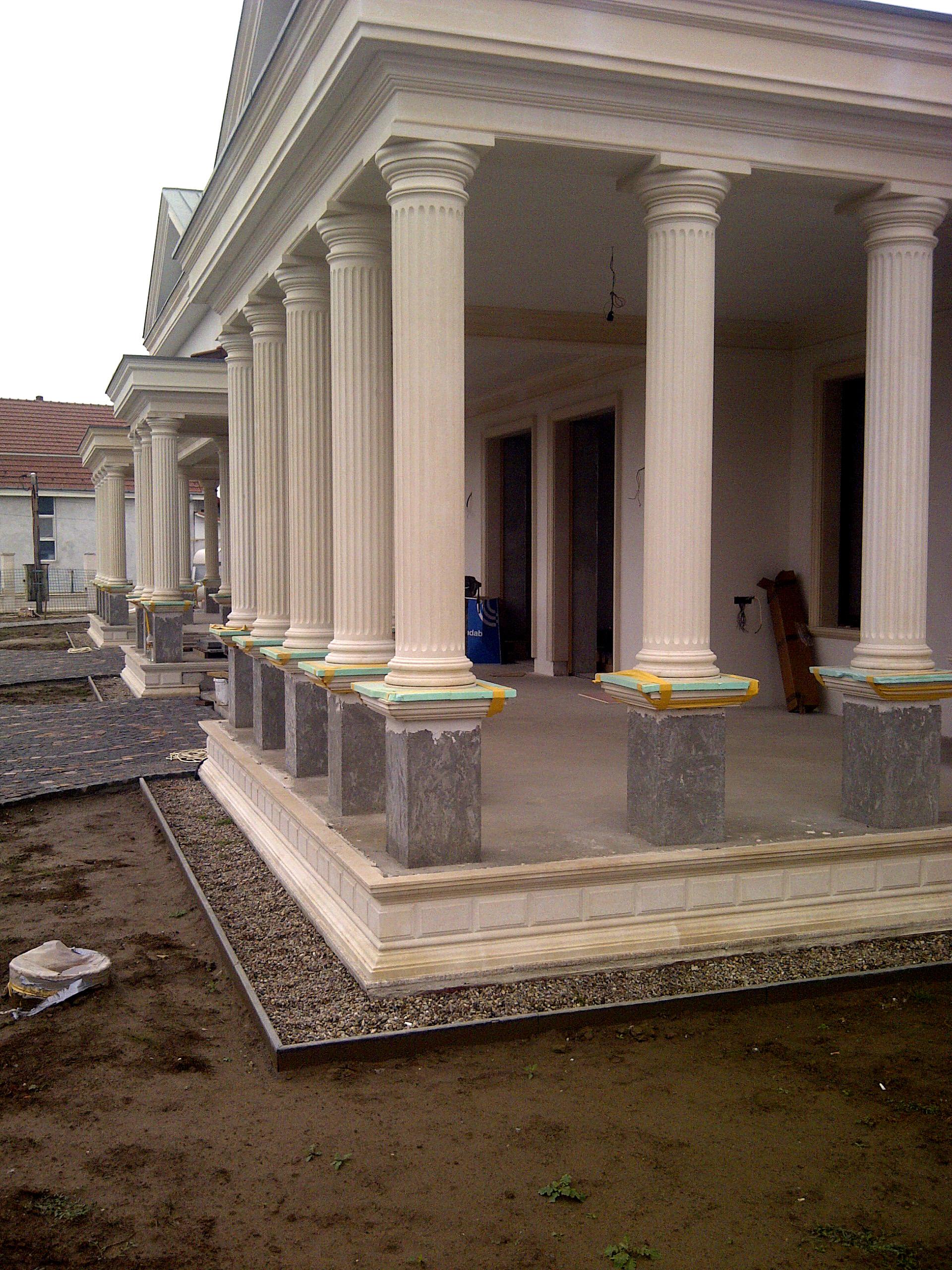 Elemente arhitecturale LEVENTE COMPANIE - Poza 2