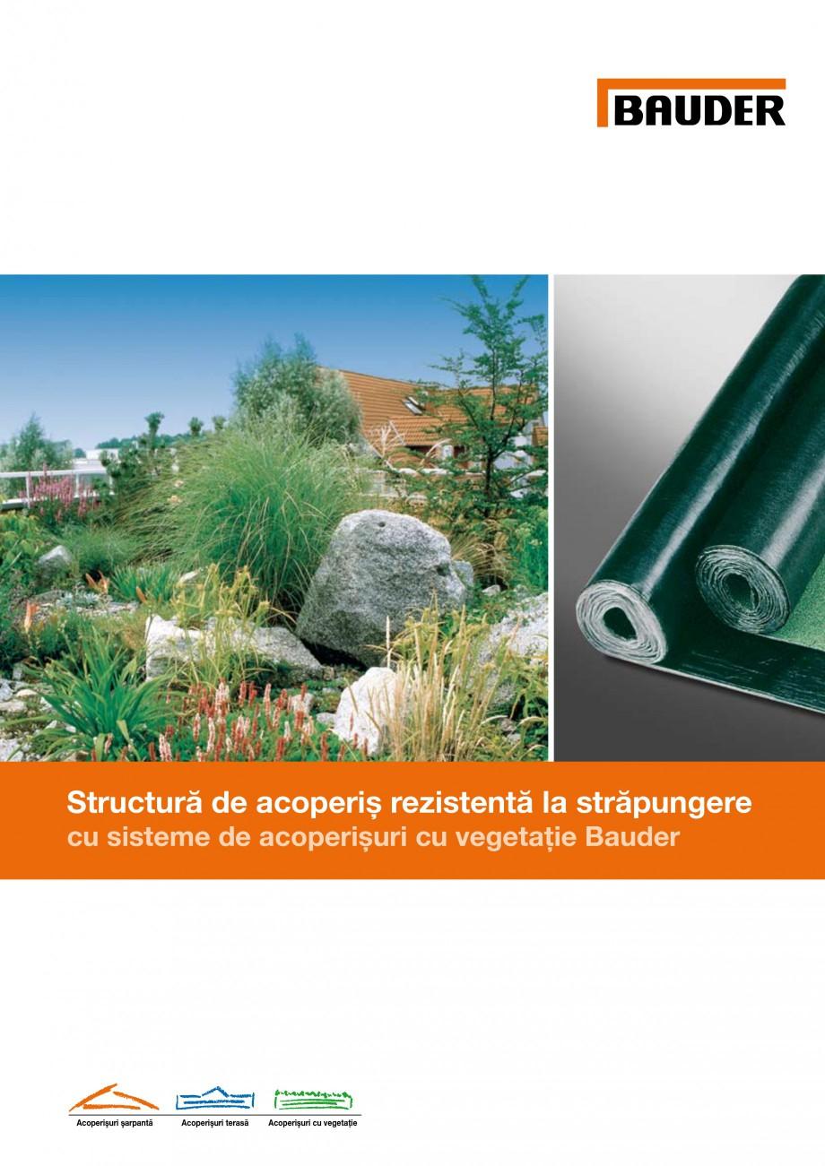 Pagina 1 - Structura de acoperis rezistenta la strapungere cu sisteme de acoperisuri cu vegetatie...