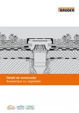 Detalii de constructie BAUDER