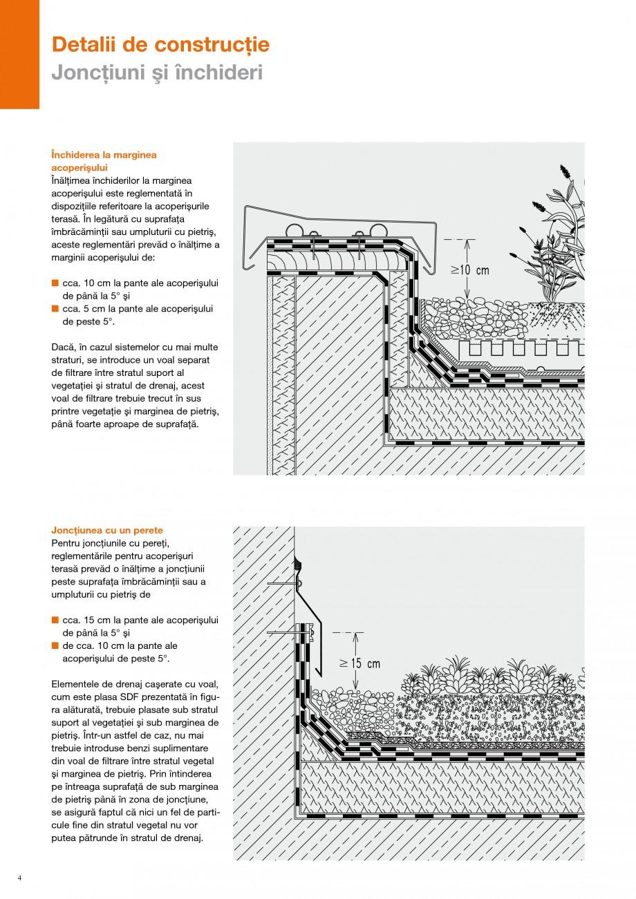 Pagina 3 - Detalii de constructie BAUDER Fisa tehnica Romana ..........................................