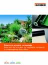 Sisteme pentru acoperisuri cu vegetatie - extensiv