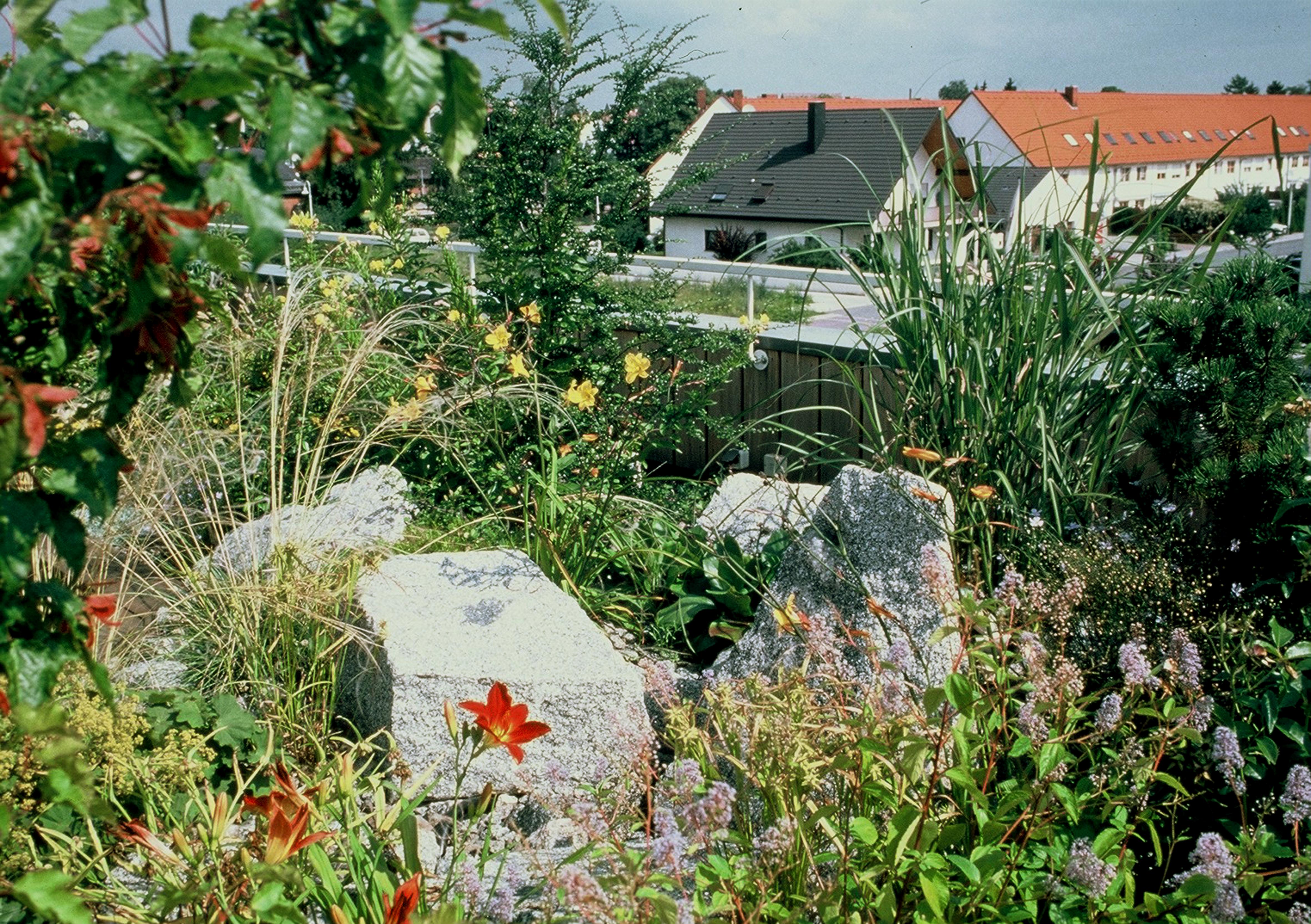 Acoperisuri cu vegetatie extensiva, intensiva BAUDER - Poza 37
