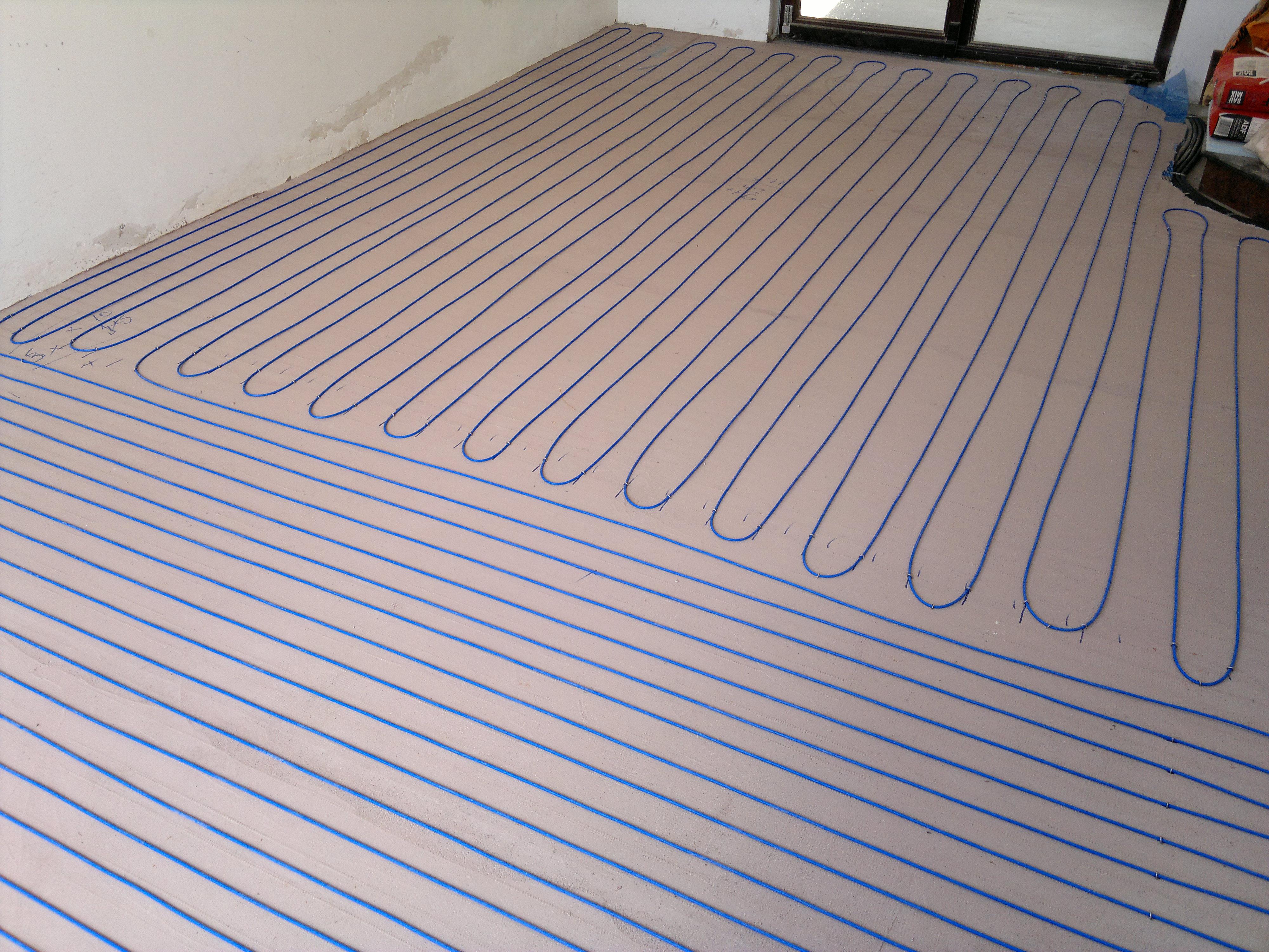 Incalzire cu cabluri in sape - Branesti WARMUP - Poza 4