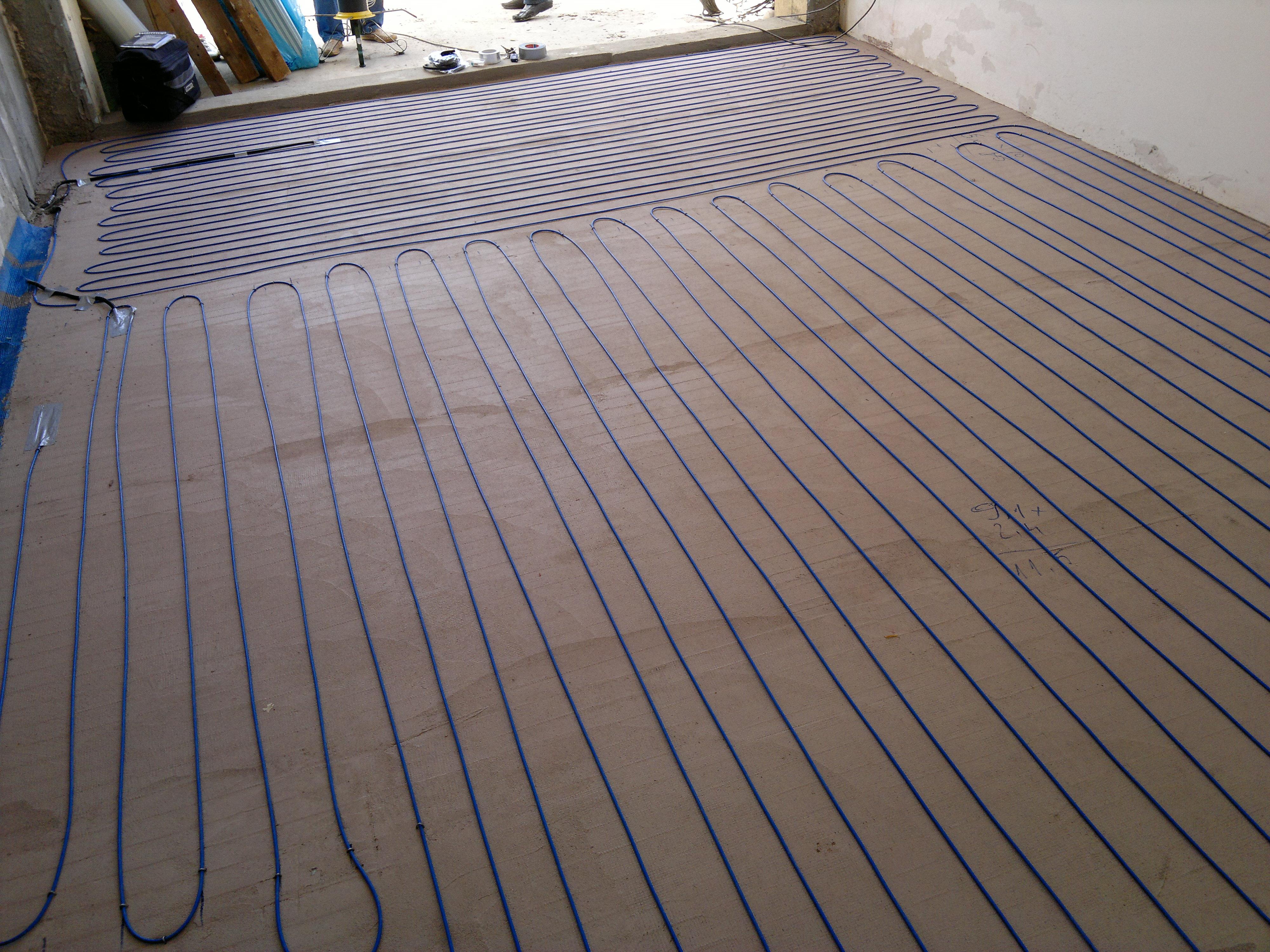 Incalzire cu cabluri in sape - Branesti WARMUP - Poza 6