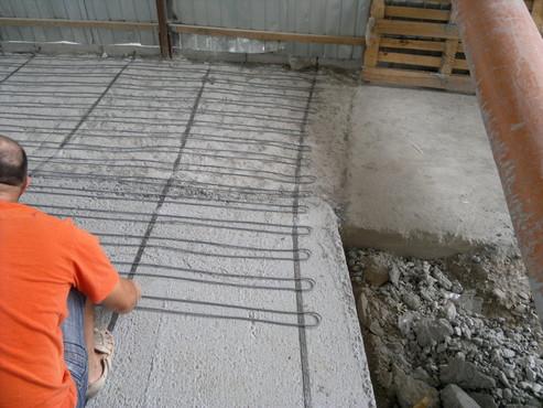 Degivrare cu cabluri in sape - Pasaj Basarab-Dinicu Golescu WARMUP - Poza 12
