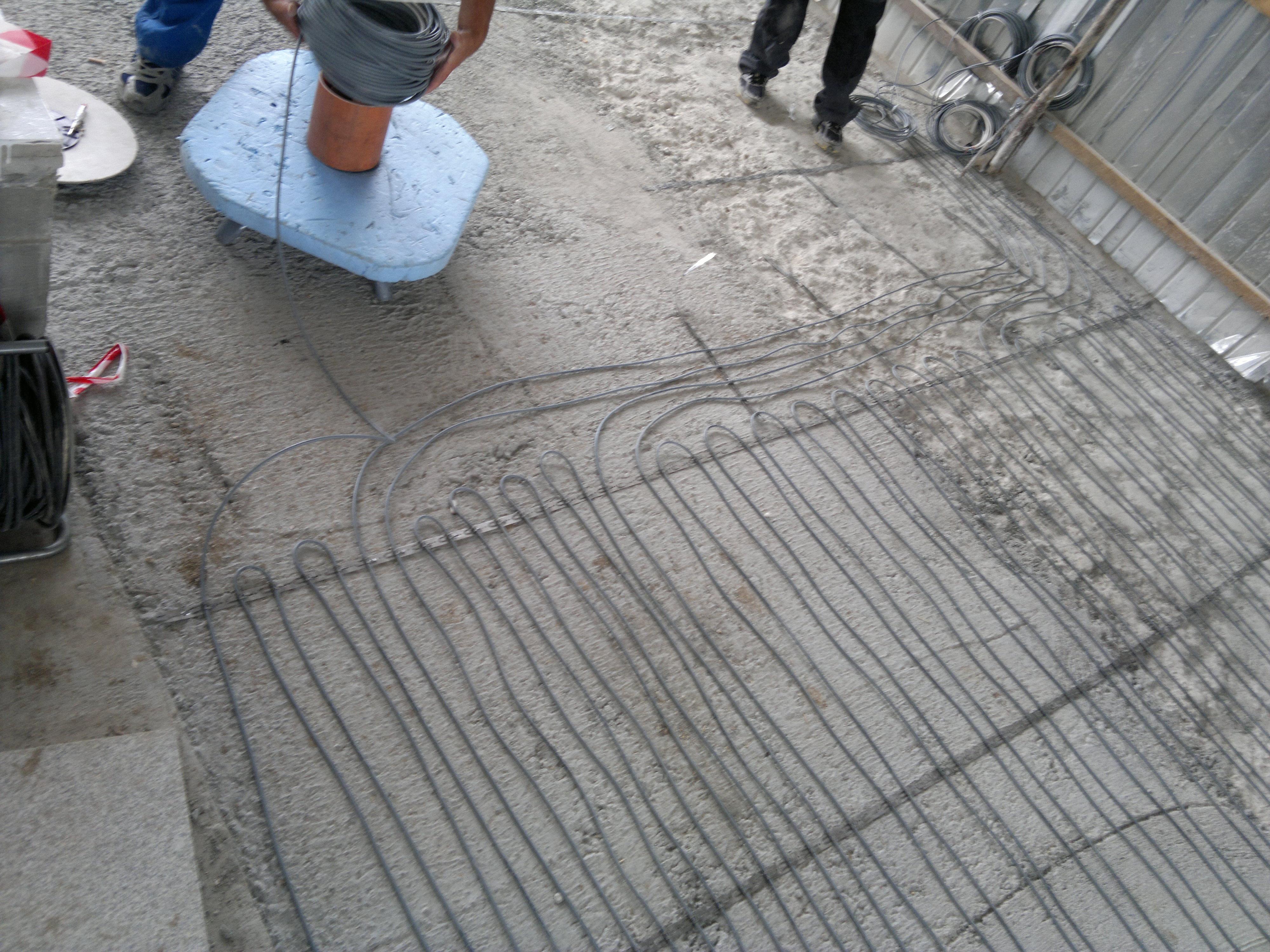 Degivrare cu cabluri in sape - Pasaj Basarab-Dinicu Golescu WARMUP - Poza 24