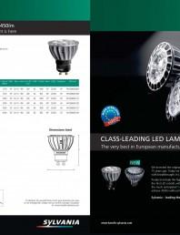 Becuri reflectoare cu LED-uri Sylvania