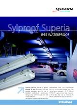 Corpuri de iluminat rezistente la apa si praf SYLVANIA