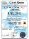 Ceritficare SR EN ISO 9001 2008 - Sistem de Management al Calitatii