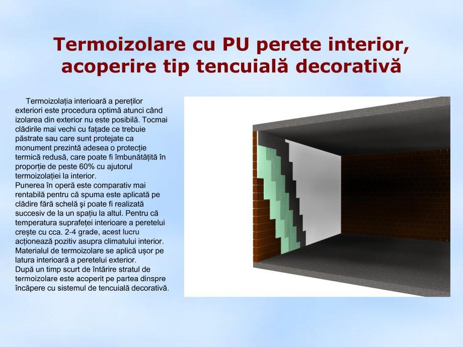 Pagina 1 - Termoizolare cu PU perete interior, acoperire tip  tencuiala decorativa STRIKE CONS Fisa ...