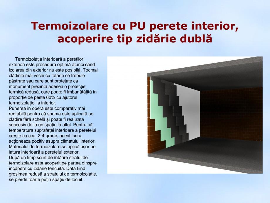 Pagina 1 - Termoizolare cu PU perete interior, acoperire tip zidarie dubla STRIKE CONS Fisa tehnica ...