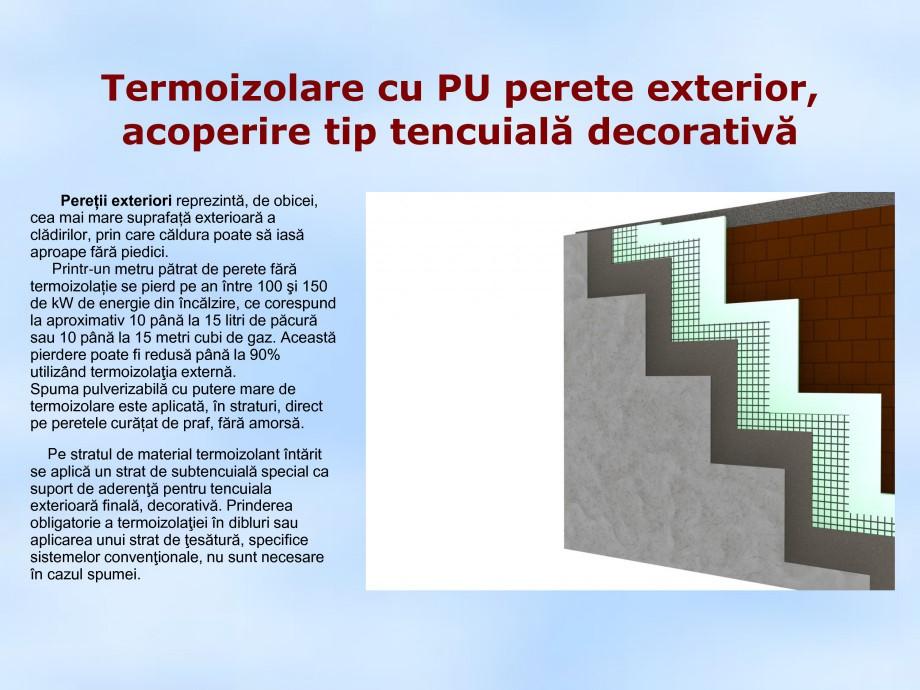 Pagina 1 - Termoizolare cu PU perete exterior, acoperire tip tencuiala decorativa STRIKE CONS Fisa...
