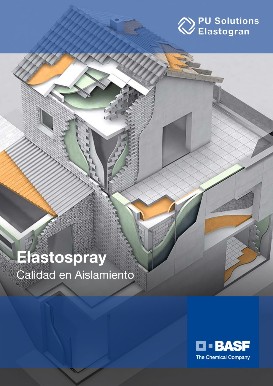 Pagina 1 - Termoizolatii poliuretan STRIKE CONS Fisa tehnica Spaniola Elastospray Calidad en...